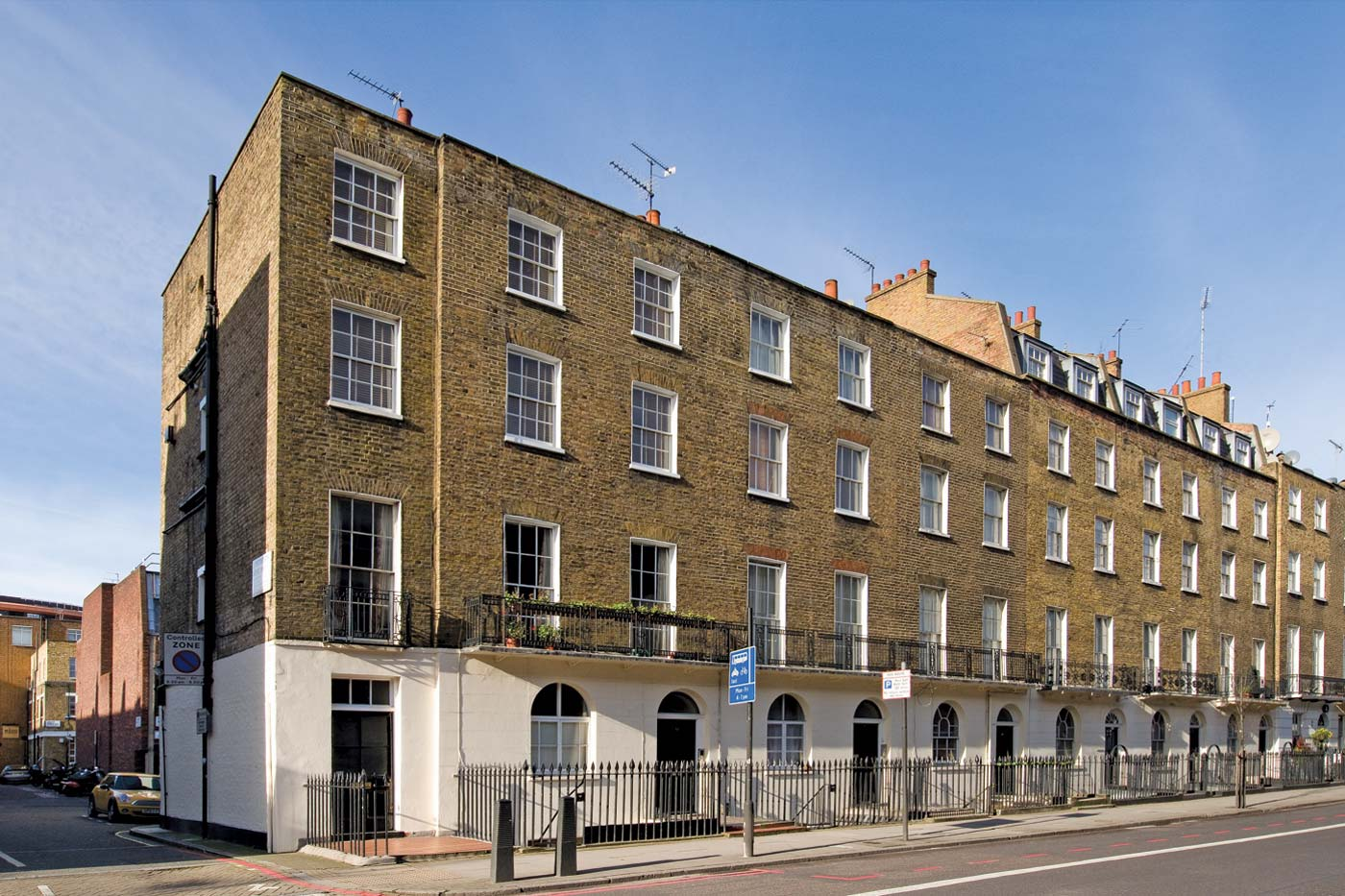 Marcus Cooper Group - Gloucester Place